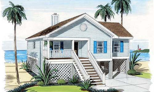 Mod The Sims Cute Beach House