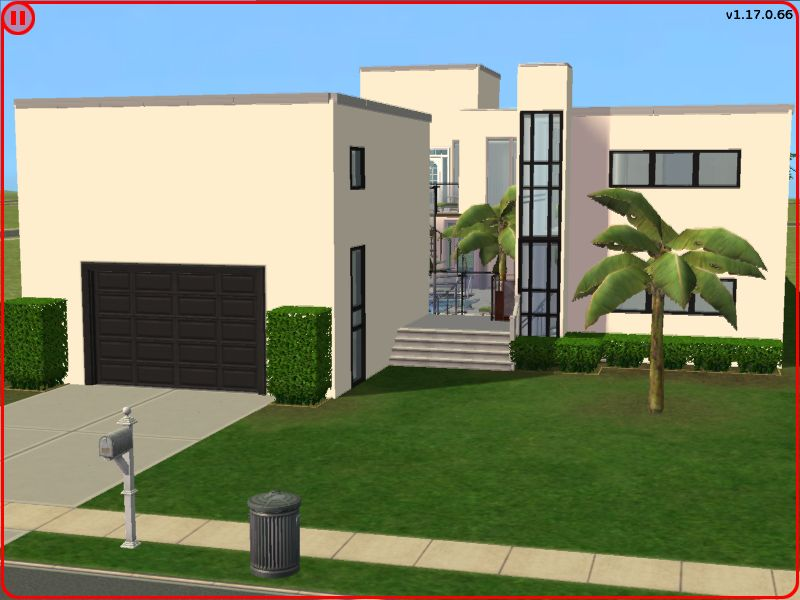 Mod The Sims Luxurious Modern Mansion
