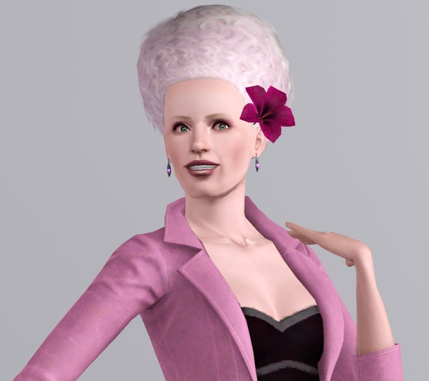 Mod the sims quot that is mahogany effie trinket