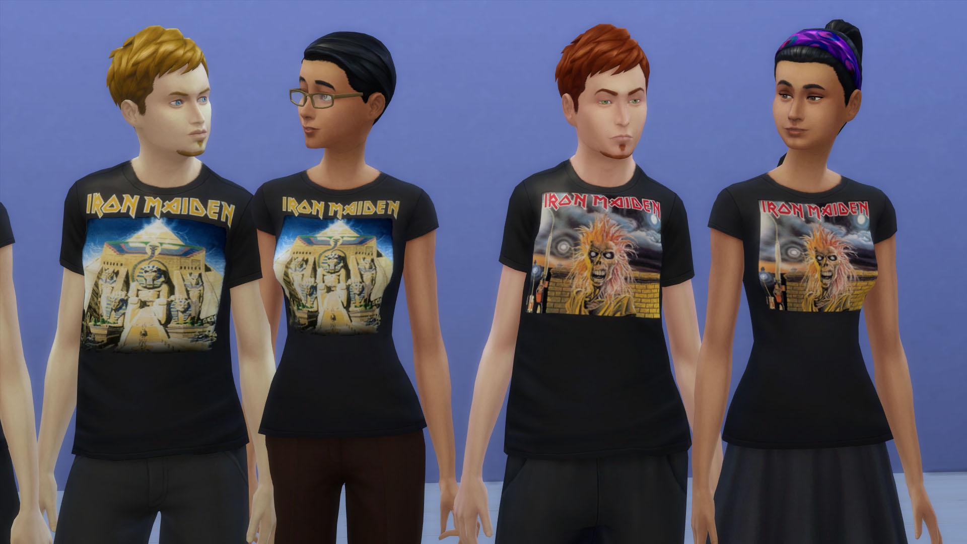 Shirts 4 Sims FemaleRldm Sims 4 trQdsh