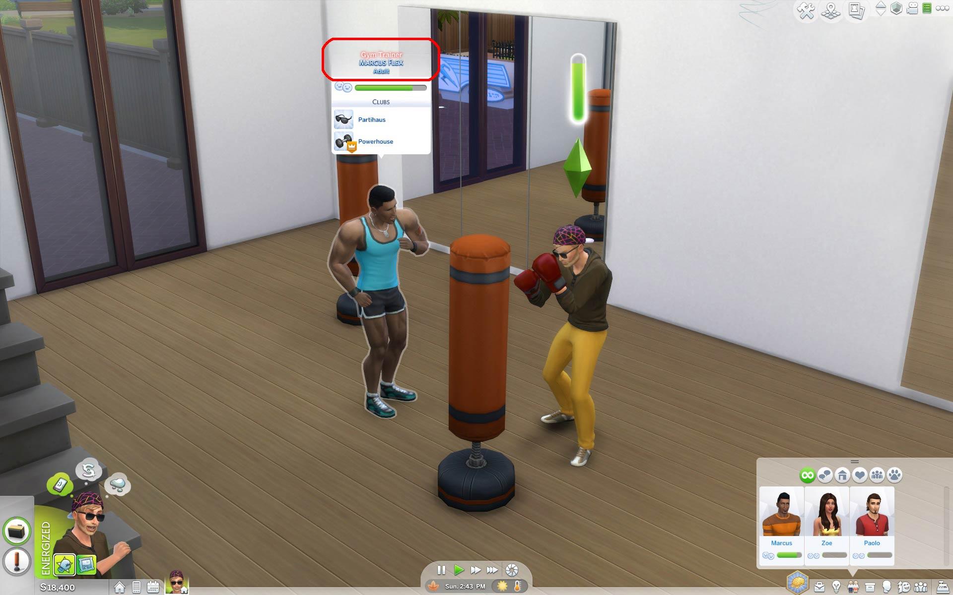 Mod The Sims - NPC Control v  1 2 2 (5 jul 2019)