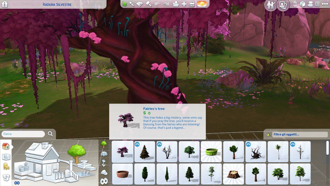 Mod The Sims - Fairies Mod V1 5 [KINDA WORKS] Read description