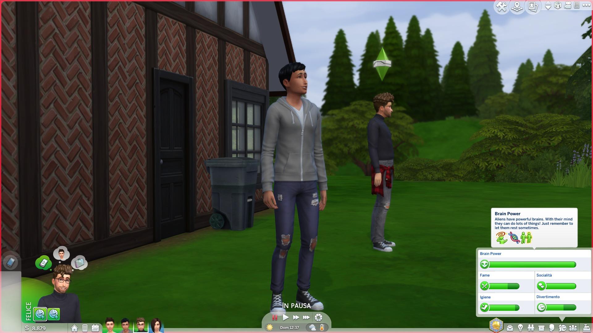Mod The Sims - Enhanced Aliens Mod V1 5 [KINDA WORKS] Read