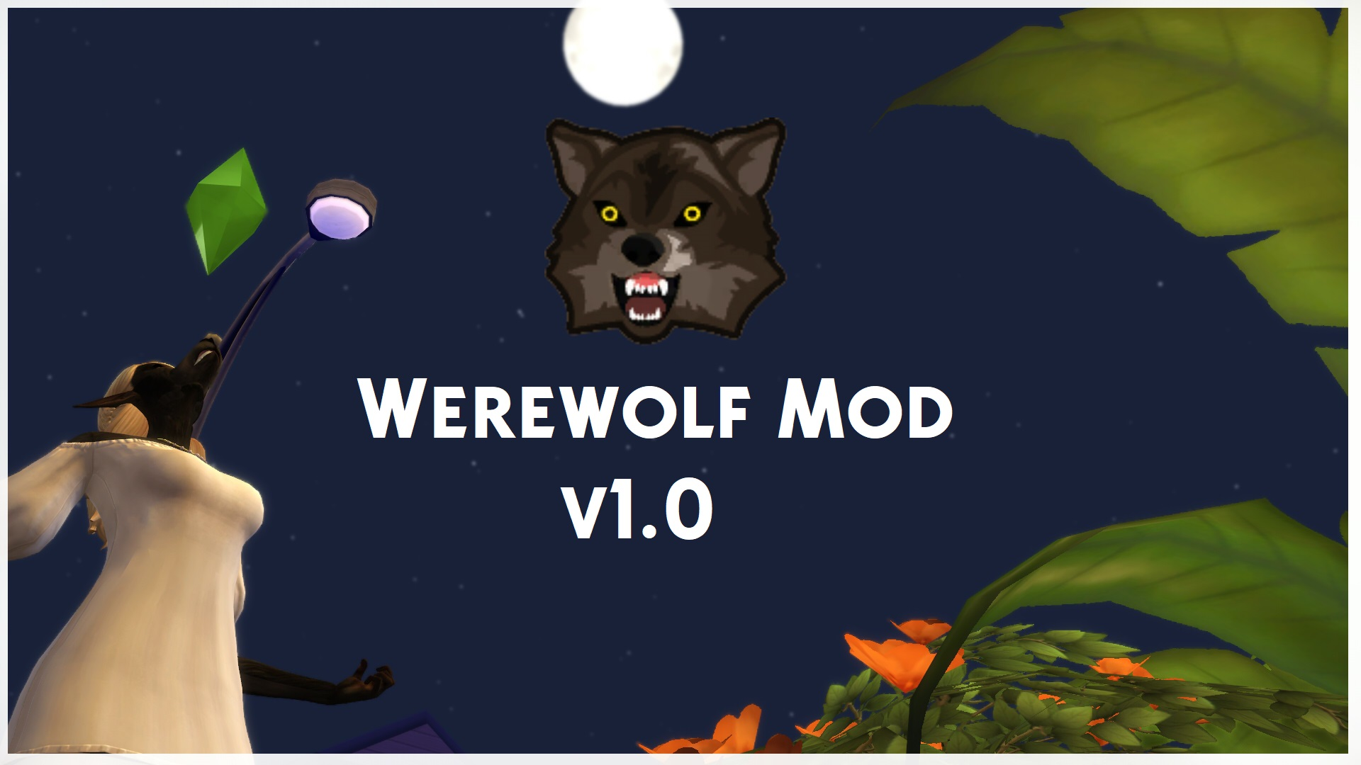 Mod The Sims - Werewolf Mod V1 1 [KINDA WORKS] Read description!