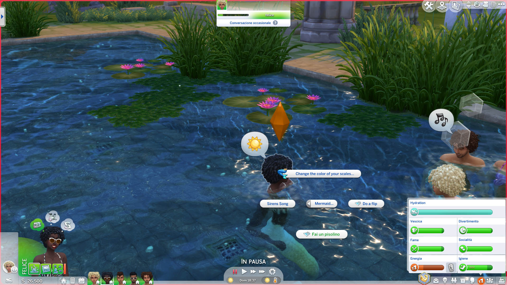 Mod The Sims - Mermaids Mod V1 5 [KINDA WORKS] Read description