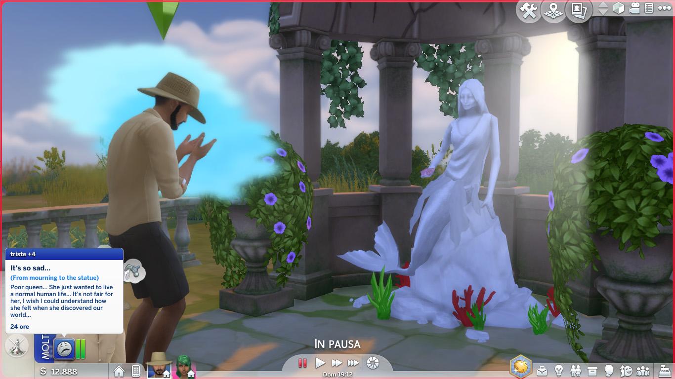 Mod The Sims - Mermaids Mod V1 5 [KINDA WORKS] Read description