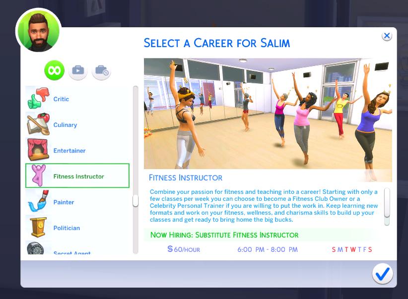 Sims 4 multiple jobs mod