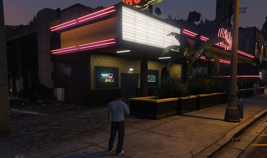 Mod The Sims - From GTA 5: the Singleton's club
