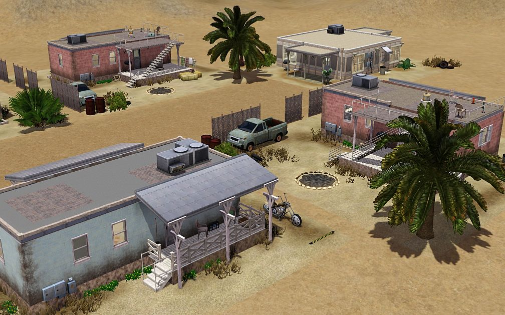 Mod The Sims - From GTA 5: Sandy Shores trailers