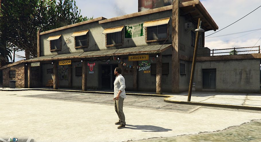 Mod The Sims - From GTA 5: Sandy Shores stores