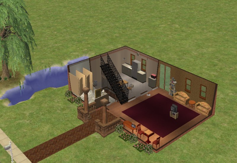 Mod The Sims Greek House Residence U Ft 10 311 Buy
