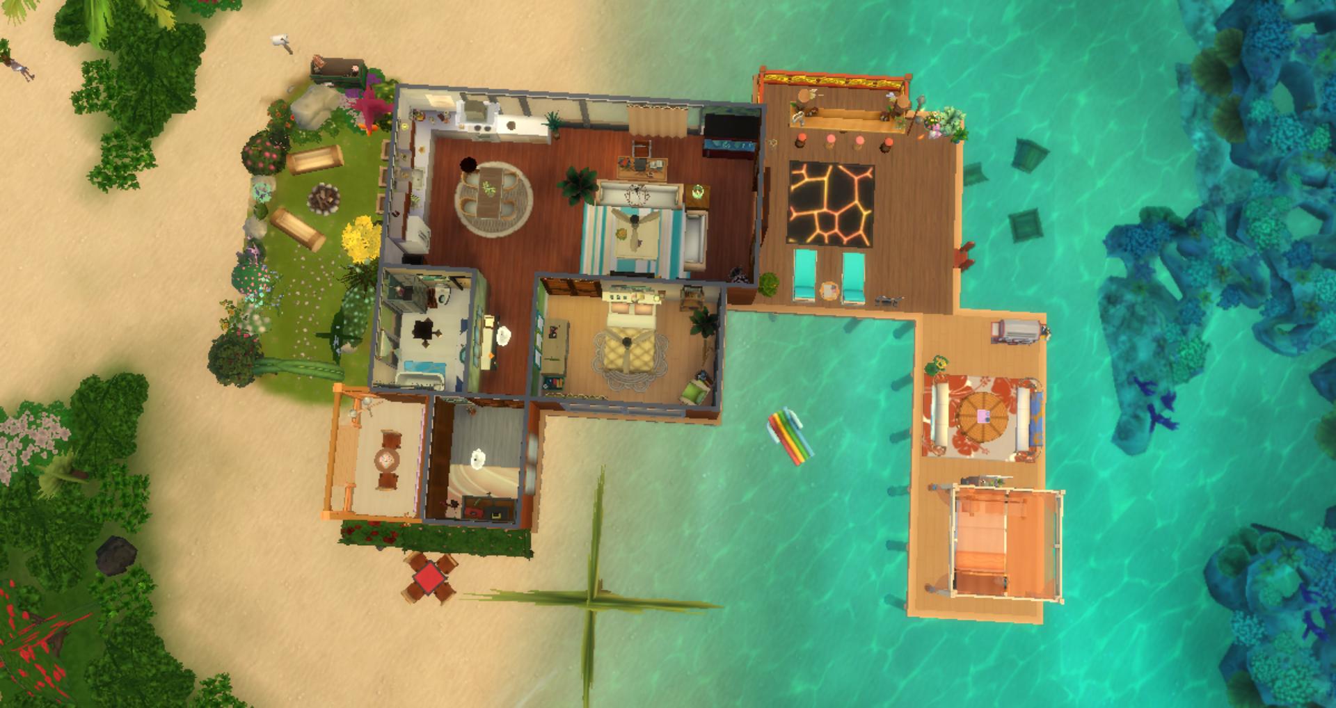 Пляжный домик в Сулани