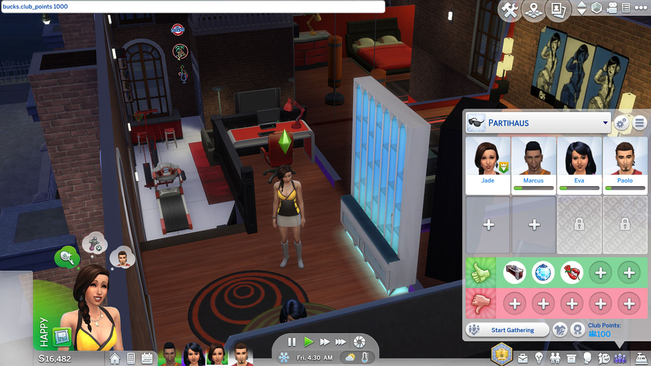 Mod The Sims - Ultra Perk Points - Perk Points Console Cheat