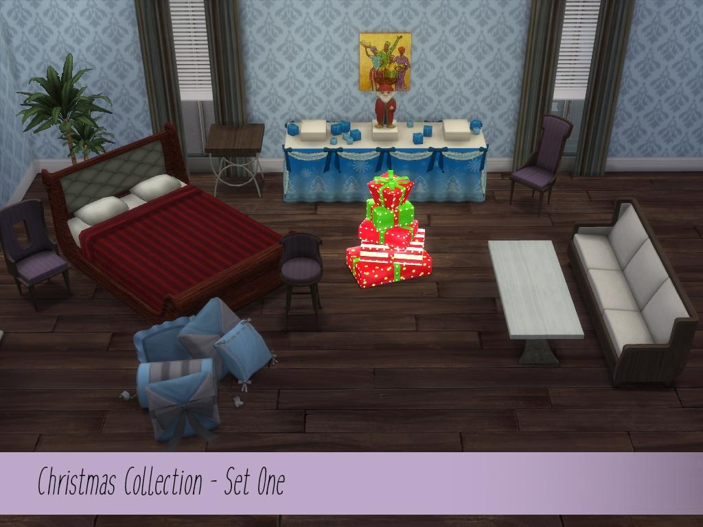 Мод Рождественская коллекция