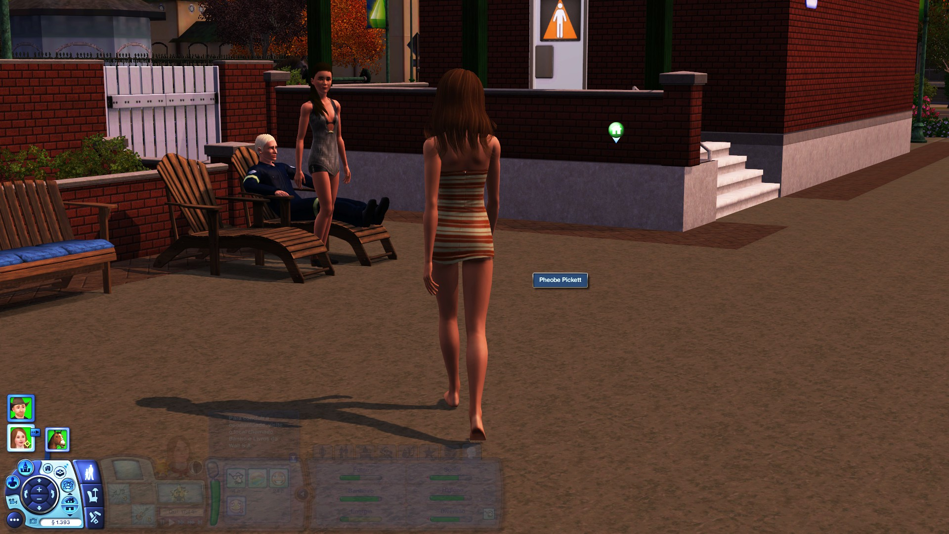 Mod The Sims - The Third Person Mod