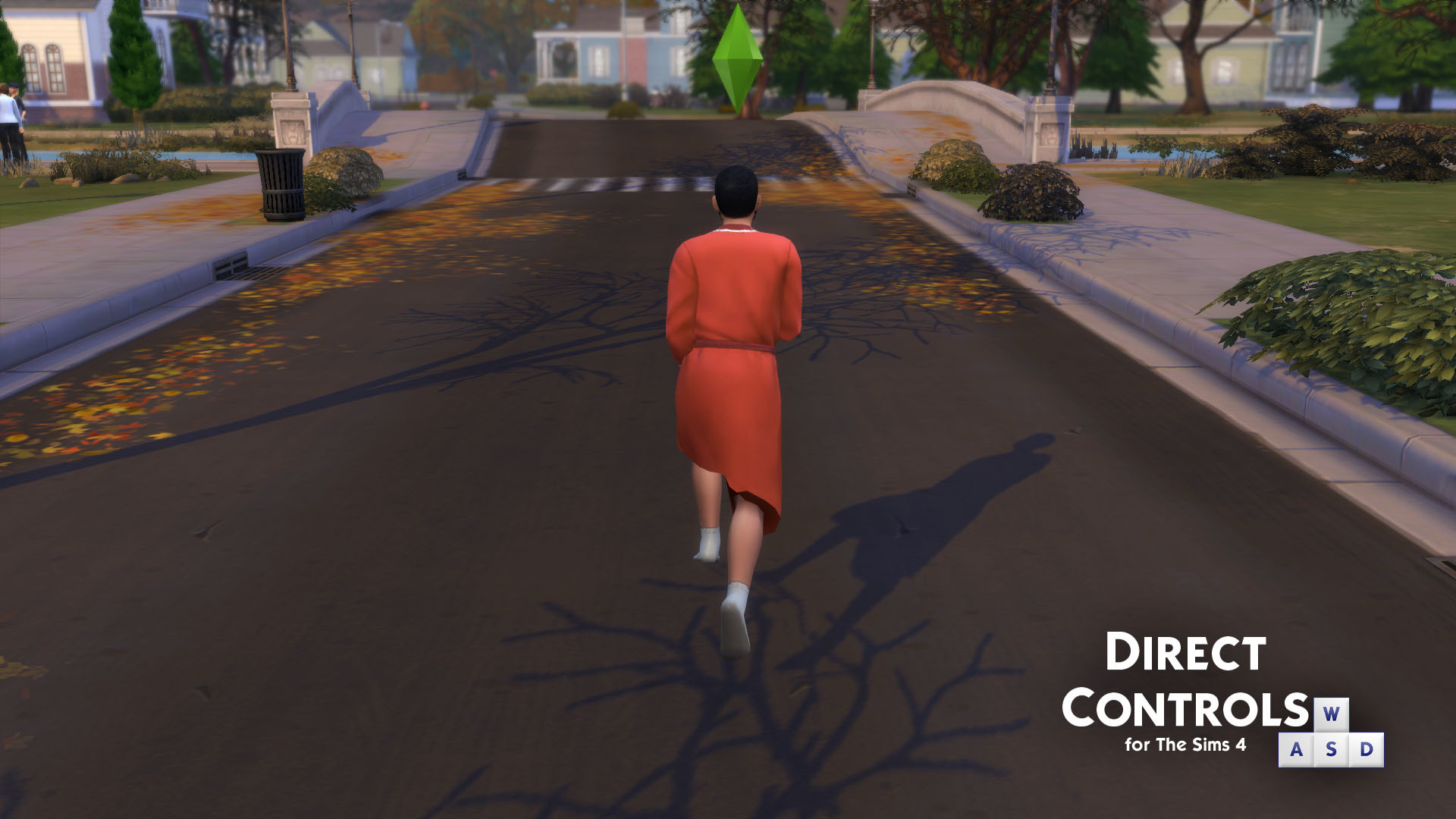 Mod The Sims - Direct Controls