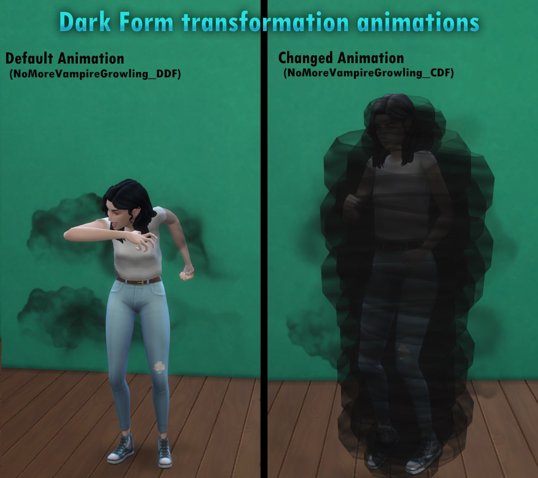 Вампиры больше не рычат