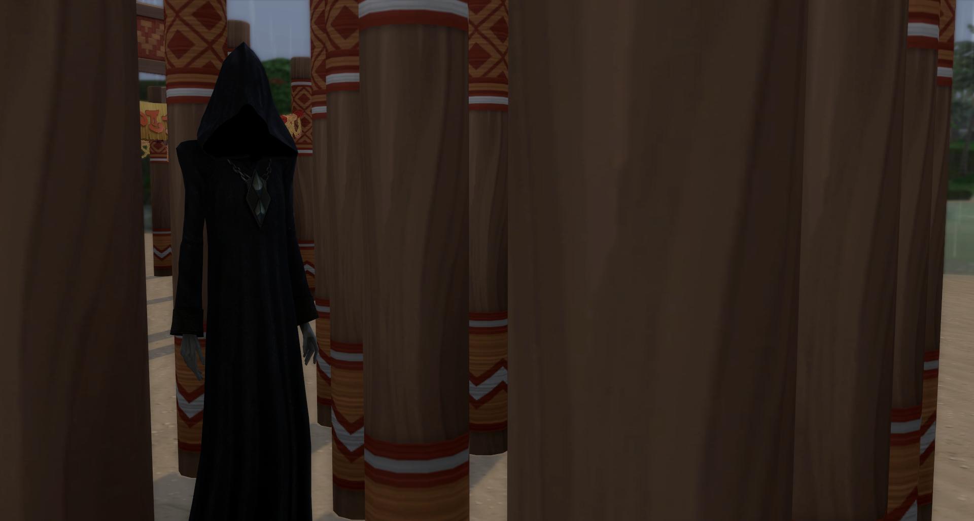 Мод Отсутствие колонны