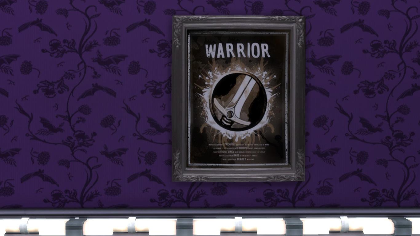Плакаты World of Warcraft