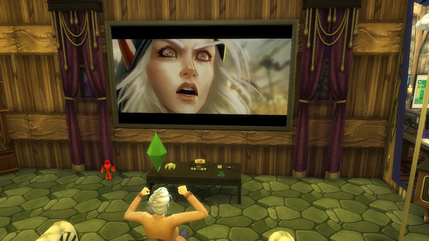 Мод Отключение канала Warbringers Warcraft