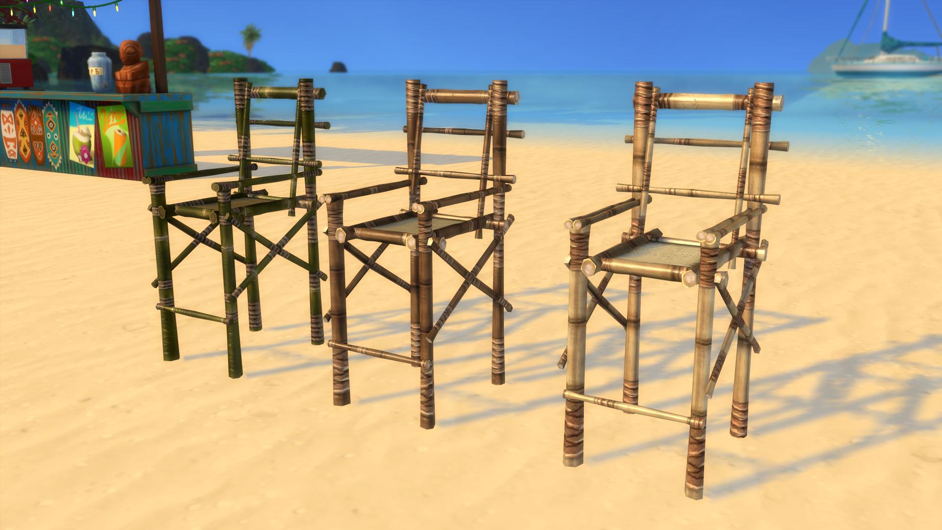 Мод набор столовой бамбука