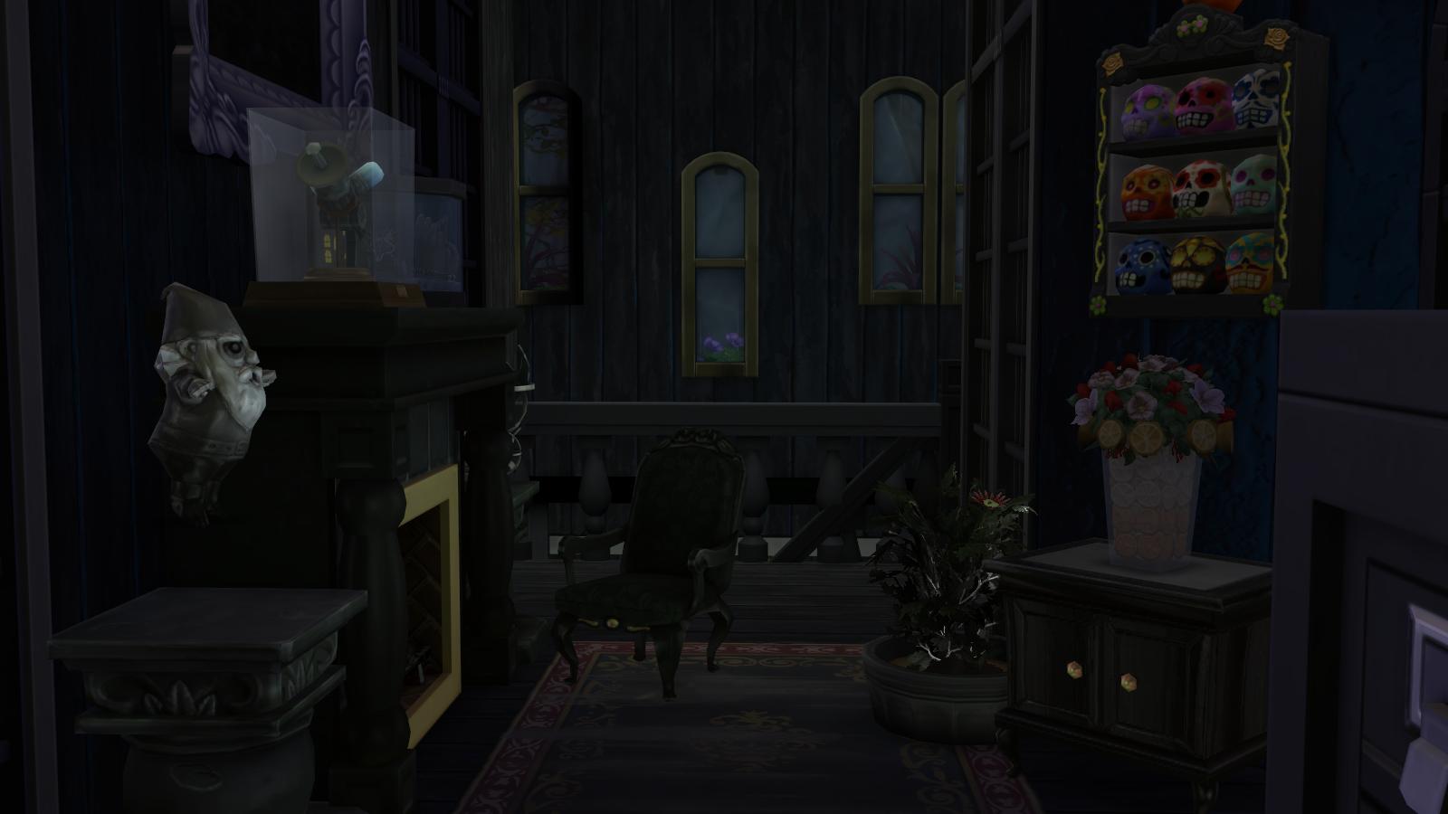 Дом для вампиров