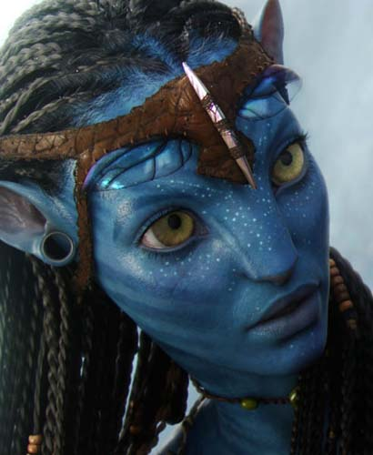 Neytiri (from The Movie Avatar By James