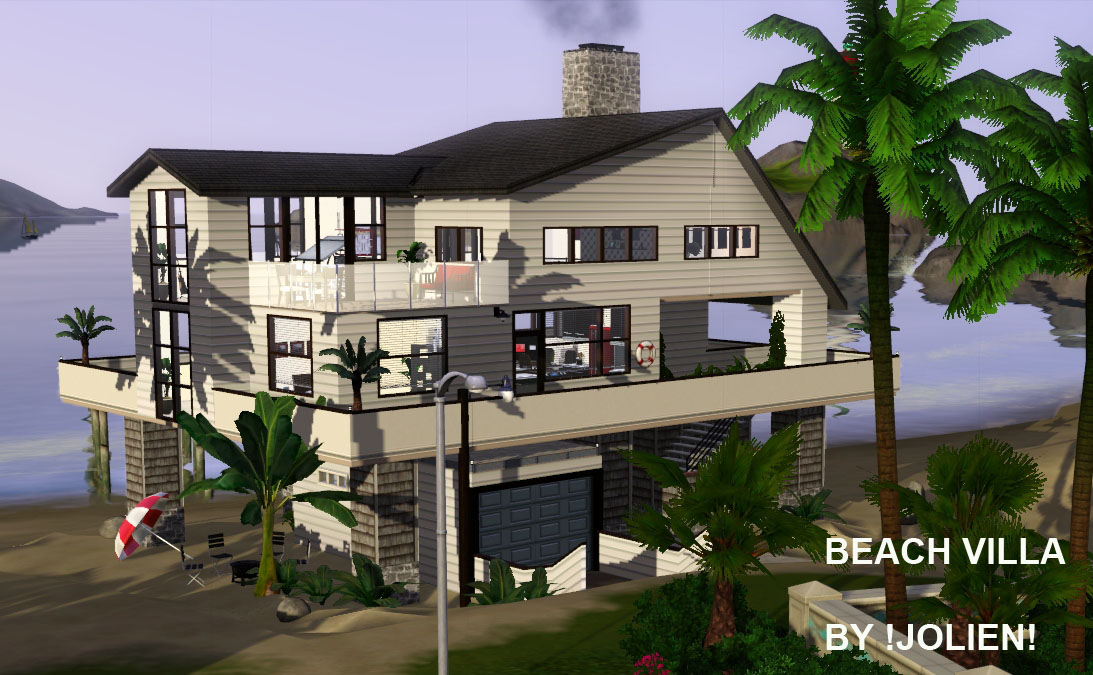Sims 3 Modern House, Sims, Best Home And House Interior ...
