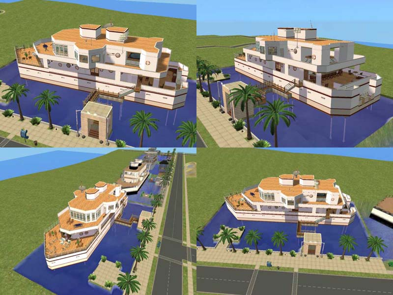 Build A Hotel Sims