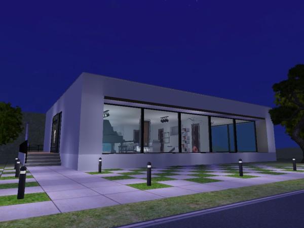Mod The Sims Modern Minimalism