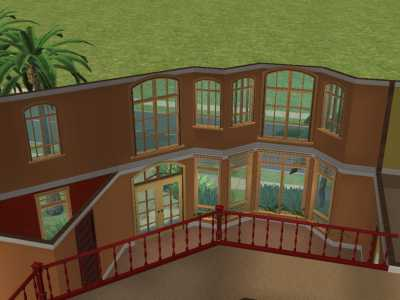 Mod The Sims Spanish Revival