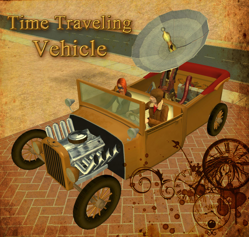 time traveling machine