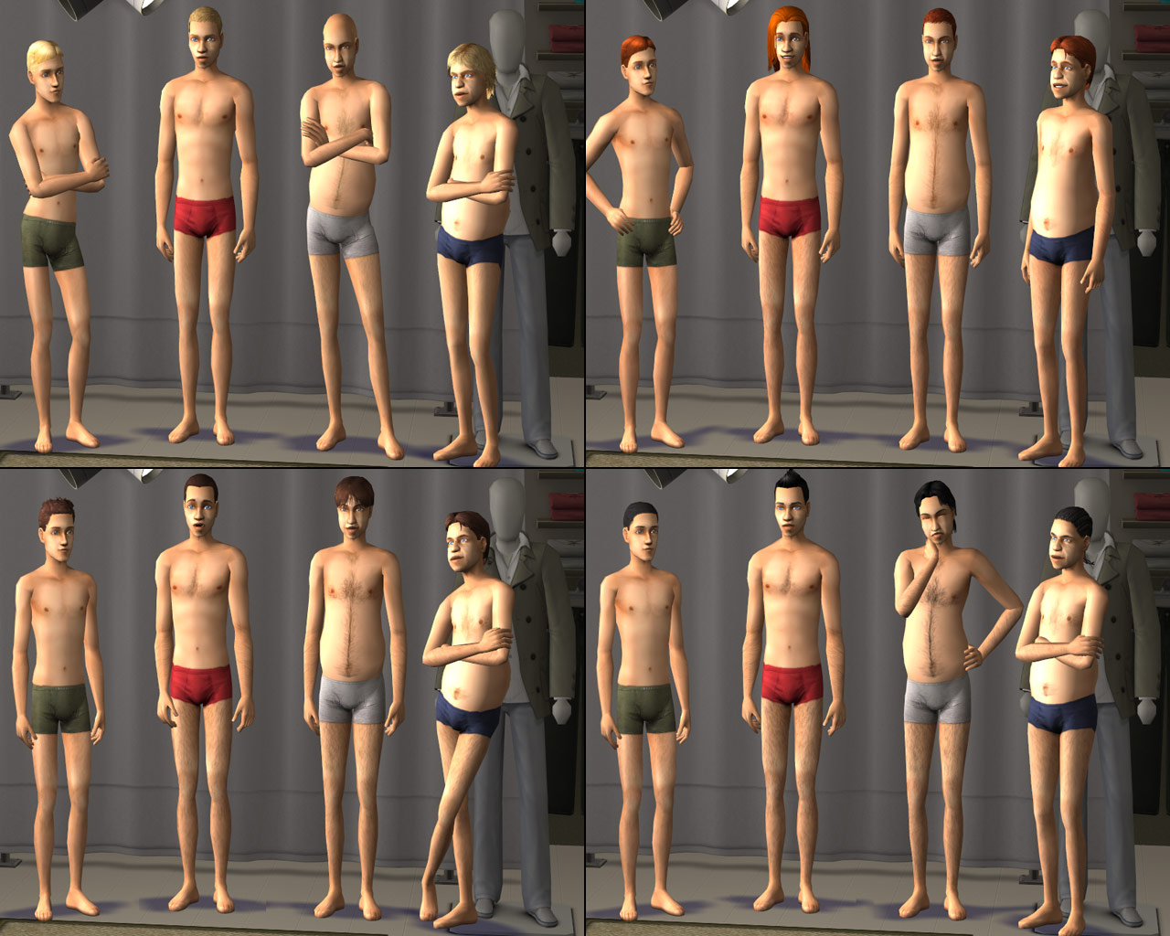 Sims 2 genitals mod hot coffee naked image