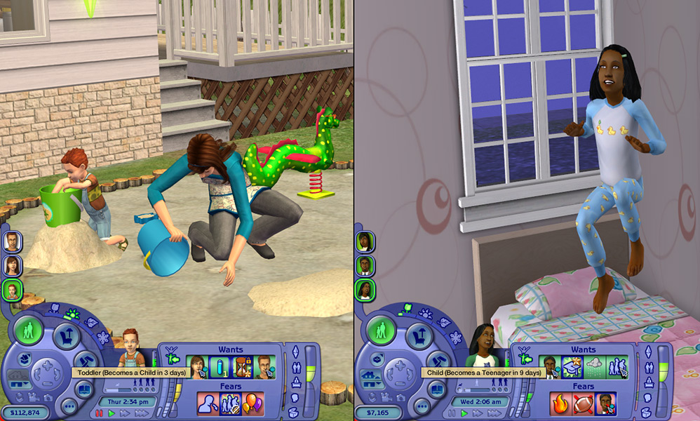 how to help create an individual's little one achieve investigation on the actual sims 3