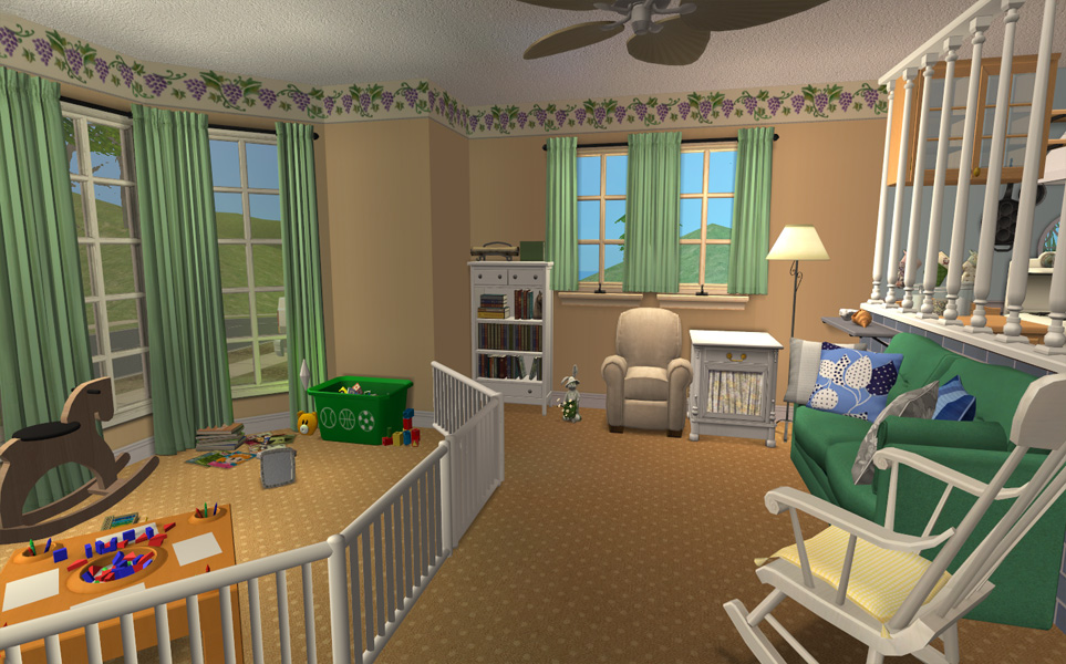Mod The Sims Renovate Pleasantview Country Road