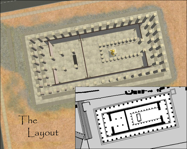 mod the sims the parthenon 2 versions ruined and intact parthenon floor plan related keywords amp suggestions