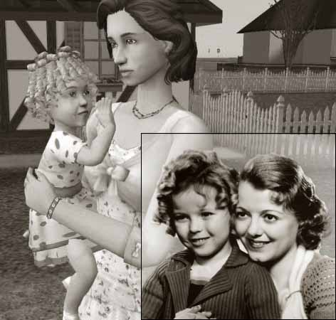 Find Info On Shirley Temple Black 42
