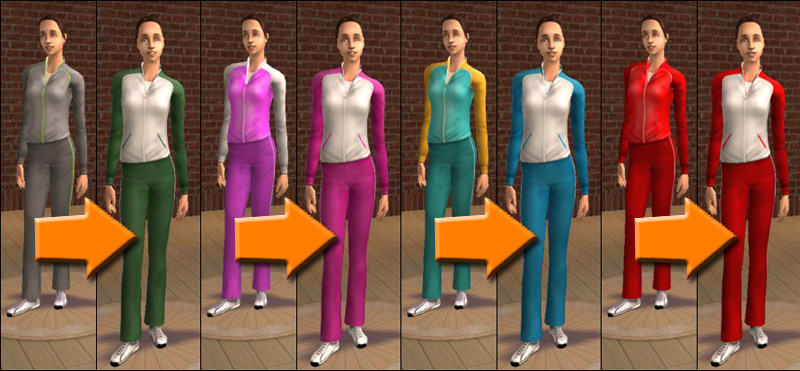 the sims 4 how to change pet outfits in game