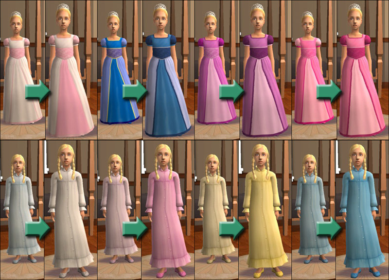 Mod The Sims - -Finally Done- Default Replacements for ...