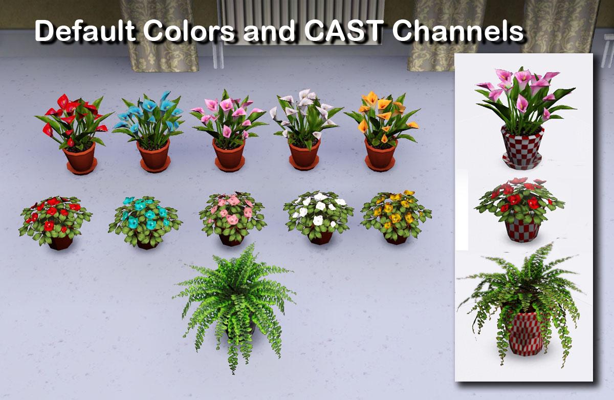 Výsledek obrázku pro the sims 3 flowers