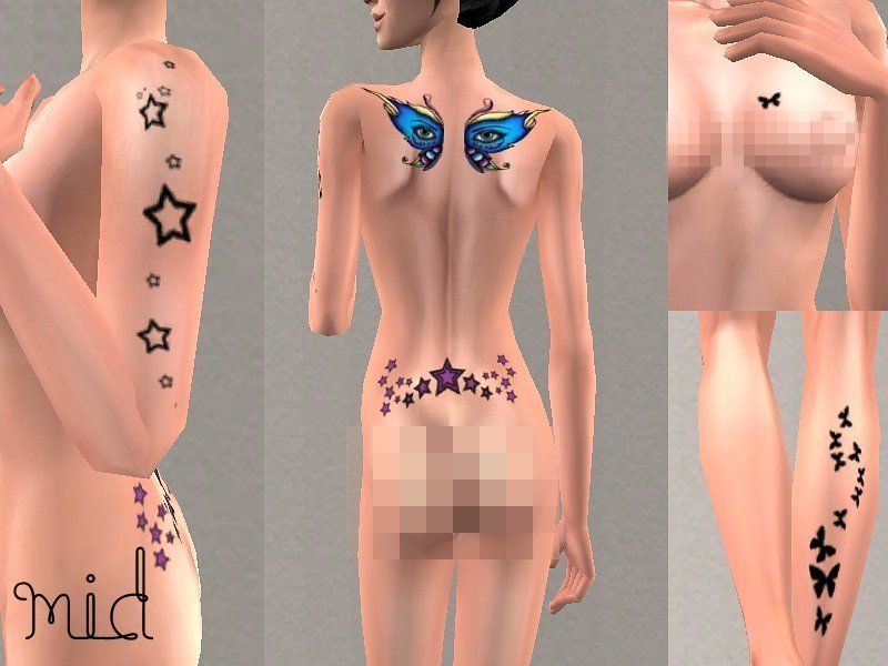 Sims 1 Skins - sexy - The Sims Resource
