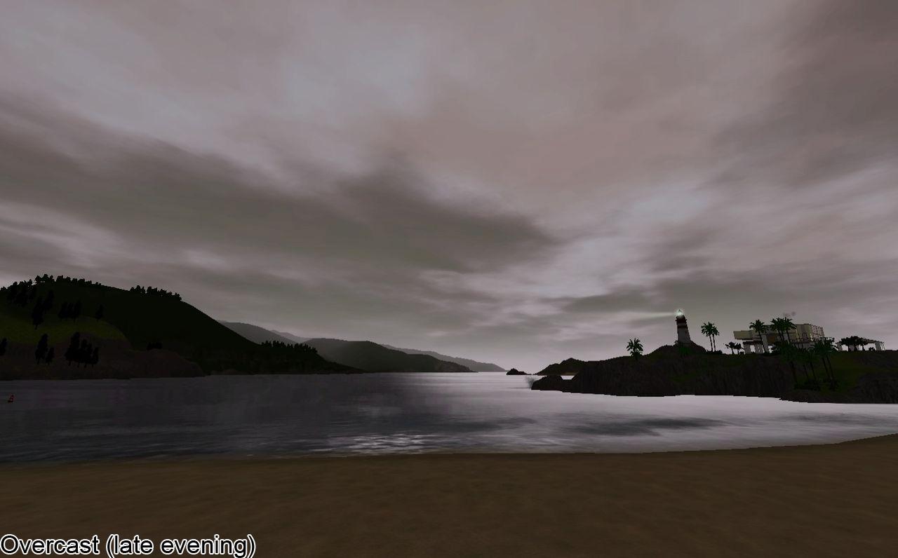 Advertisement & Mod The Sims - Outdoor Lighting Tweaks v2.2 azcodes.com