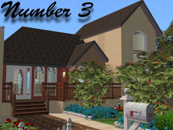 Mod The Sims - Sims 2 Lane: Number 3