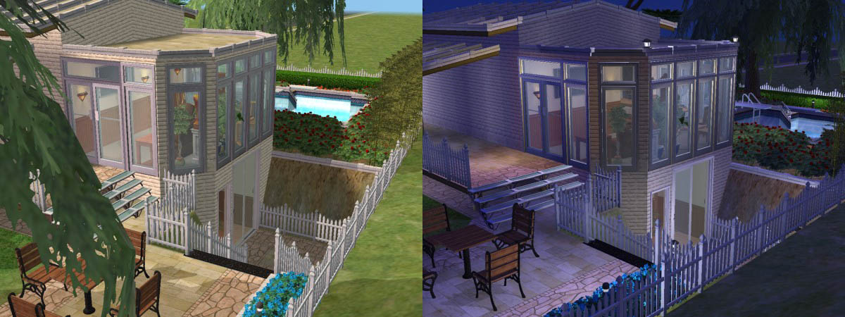 mod the sims sims 2 lane number 2 revamp now with basement