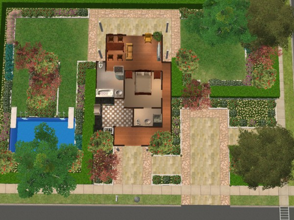 sims 2 house floor plan – home photo style