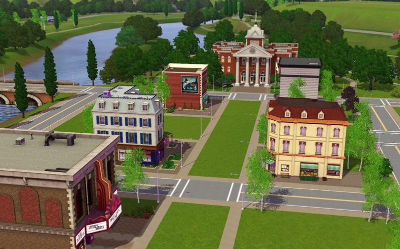 Sims 3 store riverview for Sims 3 store torrent