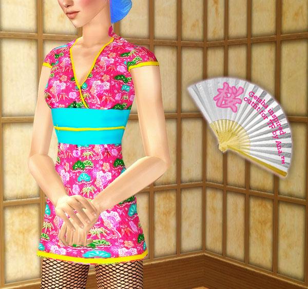 Image Dress Up Sakura Edited 1 Jpg: SIMS 3 CHINESE CLOTHING HELP!