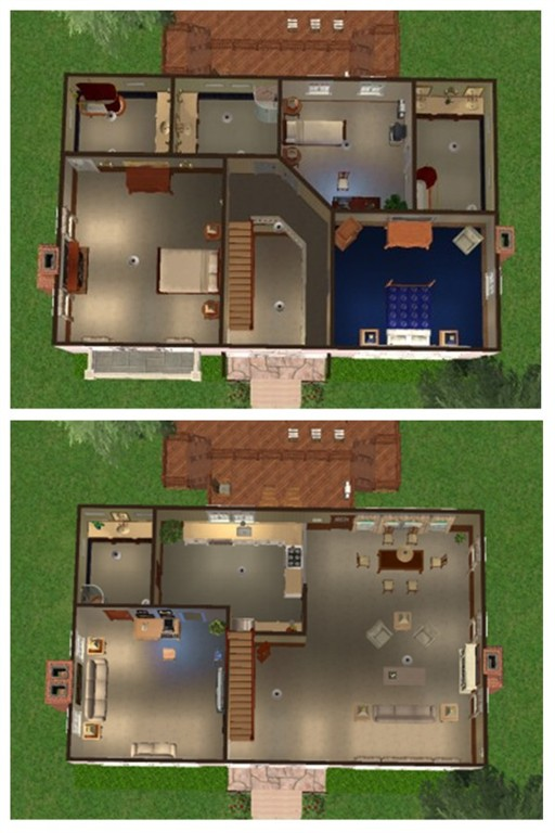 5d House Design Apk: Floor Plan For House On Bewitched