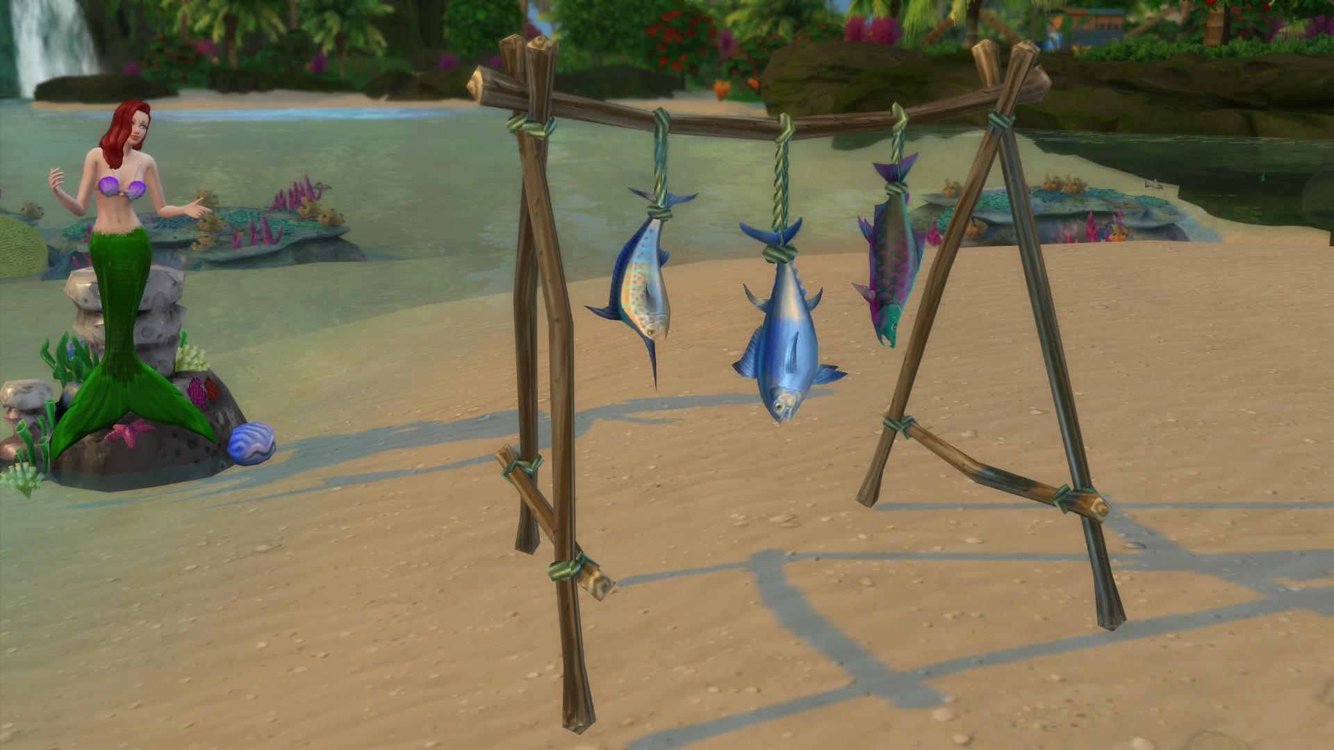Мод Рыболовный киоск браконьера