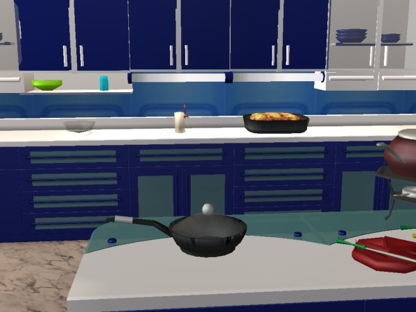 mod the sims new mesh frying pan with glass cover. Black Bedroom Furniture Sets. Home Design Ideas